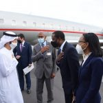 UAE investment officials begin three-day Guyana visit