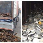 CANU, DEA and Belgian Police exchange info on Scrap Iron drug probe
