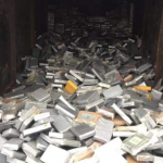 Local Scrap metal shipper wanted for 23,000-pound cocaine bust in Belgium