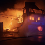Regent Street store gutted by Sunday night fire
