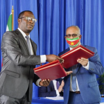 Guyana and Suriname ink MoU for bridging of Corentyne river