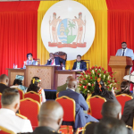 President Ali pledges enhanced and stronger cooperation with Suriname