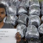 Corentyne man busted with over 100lbs of marijuana