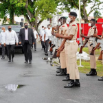 Police officers to receive two-week salary bonus; President urges more professionalism