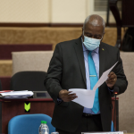 Govt. still facing challenges in curbing spread of COVID-19  -PM Phillips