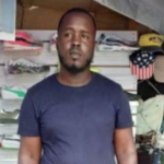 Clothes vendor shot dead on New Year's Day; Suspect is also a vendor