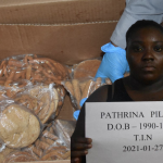 Cocaine laden box of local snacks busted at airport; Woman in custody