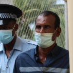 Berbice man remanded for stabbing nephews to death