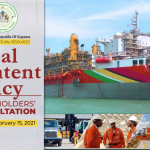 Consultations begin on Local Content Policy for Oil and Gas sector