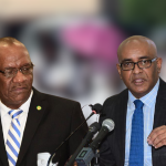 Harmon challenges Jagdeo to announce the level of salary increases for public servants