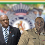 Opposition meets Police Force's top brass on issues of concern
