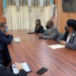 Harmon raises Government's failure to engage Opposition during meeting with new Canadian envoy
