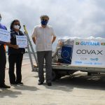 Guyana receives 24,000 doses of COVID-19 vaccines through COVAX Initiative