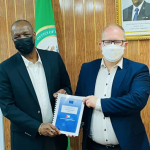 Opposition Leader receives copy of final EU Report on Elections 2020