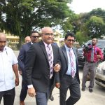 Jagdeo accuses Nandlall of misleading him about filing of defence in libel case