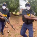 Police arrest CANU officer over assault of alleged smuggler