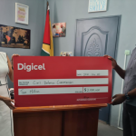 Digicel Guyana donates $2M to CDC relief efforts for St. Vincent
