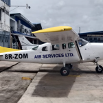 """Police investigating """"unlawful interference"""" of Air Services Plane at Bartica airstrip"""