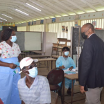 Opposition launches public campaign to get more persons vaccinated