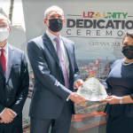 First Lady is Godmother of new Liza Unity FPSO