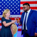 US and Guyana to work closer to tackle climate change