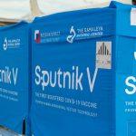 Guyana receives 10,000 more Sputnik 2nd dose shots