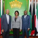 Former President Granger condemns assassination of Haitian President; Calls for preservation of peace in Haiti