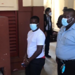Leopold Street youth remanded to jail over arson of George Street buildings