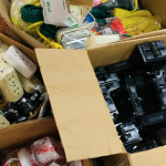 GNBS seizes and destroys over 6500 pieces of substandard electrical products