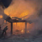 Elderly woman dies in early morning Linden fire