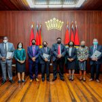 Chairman and Members of Law Reform Commission sworn in