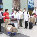Cuban medical specialists to assist with COVID ICU cases