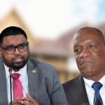 President hinges consultation on top judicial appointments on Harmon's recognition of Government