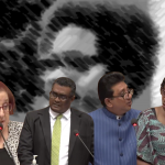 Government and Opposition clash during debate to adopt recommendations of Walter Rodney COI