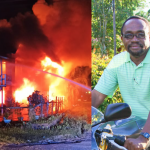 Former National Printers General Manager dies in early morning fire