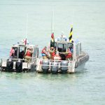 US Navy and Guyana Coast  Guard complete joint training exercise